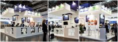 Client_ Matachana Project_ Stand, 132 m2 Location_ MEDICA Fair. Düsseldorf, Germany. Role_ Design and production