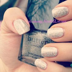 This looks so pretty- I want! Butter London Fairycakes