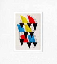 Geometric Issue, by Edubarba.