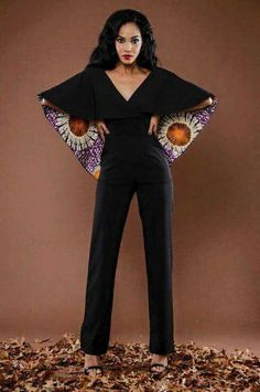afrikanischer stil Fabulous ankara jumpsuits are jumpsuits that are well designed and very well made as well. It isn't enough that the designer had a creative idea African Fashion Ankara, African Inspired Fashion, Latest African Fashion Dresses, African Print Fashion, Africa Fashion, Women's Fashion Dresses, African Print Jumpsuit, Ankara Jumpsuit, African Print Clothing