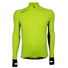 Polaris Adventure Thermal Jersey  For warmth and weather protection Integrated thumb-hole for ergonomic fit Full front zip and rear pockets for storage of key items Silicon gripper hem to ensure a perfect fit on and off the bike Reflective prints on the rear and the arms