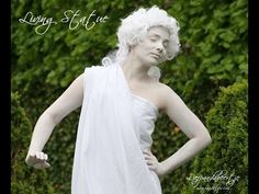 Living Statue Makeup Collaboration with Maria Grazia MUA - YouTube