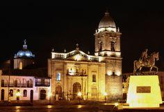 TUNJA, BOYACA, COLOMBIA |  Plaza de Bolivar - Tunja #colombia