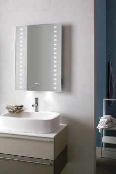 Oгледало с LED диоди - Андромеда