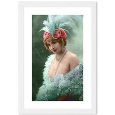 Maud d'Orby, Paris, Photo by Jean Agelou, Maud d'Orby was a soprano operetta star, popular around the turn of the century. Maud d'Orby did a few photo sessions with Jean Angelou. Glamour Vintage, Vintage Beauty, Vintage Ladies, Belle Epoque, Vintage Photographs, Vintage Images, Pinup, Natalie Clifford Barney, Burlesque Vintage