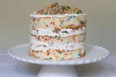 {Milk Bar Monday} Birthday Layer Cake