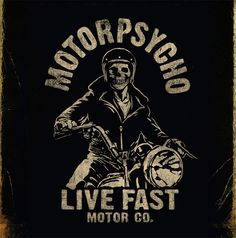 Vintage Designs for Custom Car & Motorcycle Brands