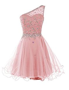 short homecoming dress tulle with beadings