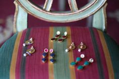 Www.casildafinatmc.com  #pendientes #earings #casildafinatmc #casildafinatmcjoyas #invitadaperfecta #jewels #jewelry #jewellery #piedrasnaturales #bañodeoro