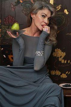 Suzi Click at The Grau Haus | ADVANCED STYLE | Bloglovin'