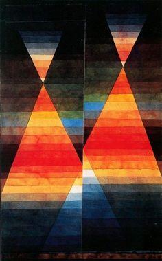 Paul Klee Double Tent-1930