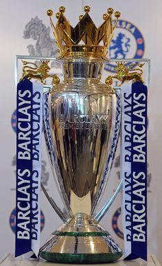 premier league trophy Soccer Football Futbol