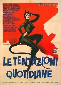 Enrico De Seta, Le diable et les dix commandements, 1962
