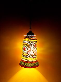 Hanging Night Lamp From INDIA By ALPA CORP Www.facebook.com/alpacorp.