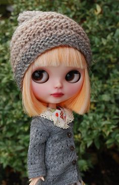 Blythe / Doll Clothes / Knitting