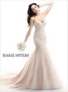 Maggie Sottero Wedding Dress Size 4 In Clothing Shoes Accessories Formal Occasion Dresses