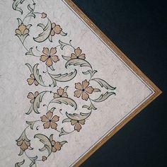 #tezhip #tezhipsanatı #desen #turkishart #islamicart.