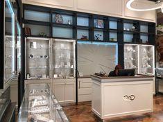 LINKS OF LONDON, CYPRUS NICOSIA MALL   iidsk   Interior Design & Construction Interior Design And Construction, Links Of London, Cyprus, China Cabinet, Mall, Retail, Storage, Furniture, Jewelry