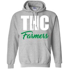 THC Farmers Hoodie