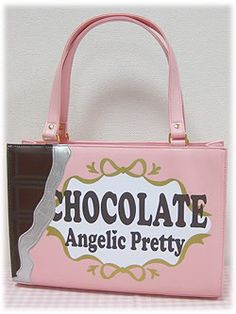 Angelic Pretty - Melty Chocolate Bag