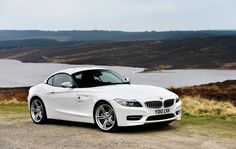 BMW Z4 (hardtop). These ladies know how to design cool cars! (http://www.theautochannel.com/news/2009/03/19/454026.html)