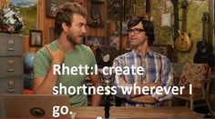 rhett and link funny memes - Google Search