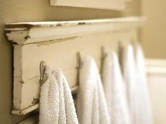 10 accessoires rustiques pour la salle de bain   BricoBistro