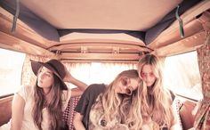 I want to road trip like the seventies