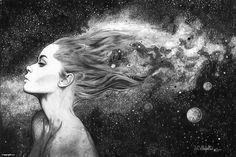 """""""Mother Universe"""" Artwork by Joseph Bellofatto"""