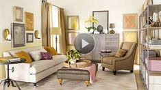 What's the secret to great looking style for your home? Watch and learn the tricks to decorating on a budget with these ideas that will make your home look like a million dollars on a shoestring./