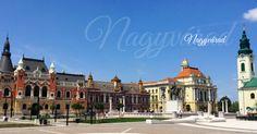 Igazi kincsesdobozra lelsz Budapesttől mindössze 260 kilométerre - Fedezd fel Nagyváradot! | Femcafe Health Fitness, Louvre, Mansions, House Styles, Building, Travel, Ideas, Viajes, Manor Houses
