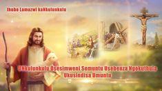 "South African Gospel Song ""UNkulunkulu Osesimweni Somuntu Usebenza Ngoku... Worship Songs, Praise And Worship, Praise God, Christian Music Videos, Jesus Loves You, Chor, Gospel Music, Faith In God, News Songs"
