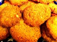 This recipe yields approximately 90 smallish crisp, buttery yummy cookies. This recipe was not tested by Bob's Red Mill. *Indulgent* Gluten Free, High Fiber, Lactose Free.