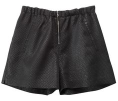 Antipodium Moonshine Short in Black