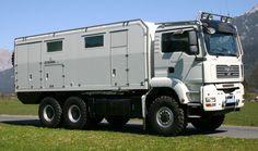 TEMET | Gelände-Wohnmobil von Actionmobil