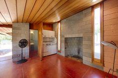 Guest House - David Wright House / 5212 East Exeter Boulevard, Phoenix, AZ / 1950-1952 / Usonian / Frank Lloyd Wright