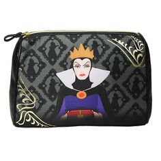 Soho Disney Villains Makeup Bags for Halloween 2015