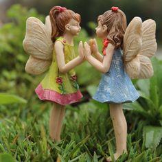 Fairy Andrea and Amanda