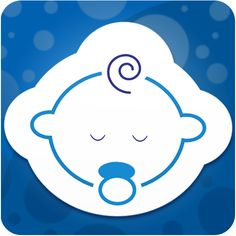Logo mobile APP - HIPBABY (Baby video monitor)