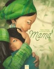 Hélène Delforge - Mama - Two for Books Illustrations, Children's Book Illustration, Board Books For Babies, Everything Is Blue, I Love Reading, Light Novel, Mothers Love, I Love Books, Mother And Child