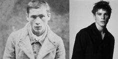 An Irish political prisoner c. 1857 and Josh Hartnett