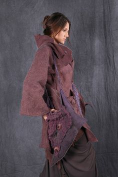 Aproximat by Tatiana Palnitska - Art to Wear Originals - haute