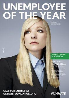 BenettonUnhate-unemploye of the Year 11