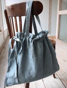 [Envelope Online Shop]Sack a dessin Bildungsniveau in Großbritannien Eco Bags, Diy Tote Bag, Sack Bag, Linen Bag, Denim Bag, Denim Jeans, Fabric Bags, Cute Bags, Cotton Bag