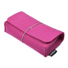 Case Star ® 6.25 Inch Felt Sleeve Case Bag Organizer for Computer Cell Phone Earphone Accessory (Mouse, Charger, Adapter, USB Cable) MP3 MP4 (Hot Pink) Case Star http://www.amazon.com/dp/B00KTSBMTG/ref=cm_sw_r_pi_dp_OZELub0Z2DTMB