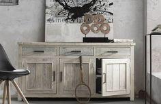 Meubles buffet style vintage SKYH. Décoration Beltran, votre magasin de meubles online.