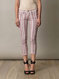 Cooper Aztec low-rise skinny jeans | Isabel Marant Étoile | MA...