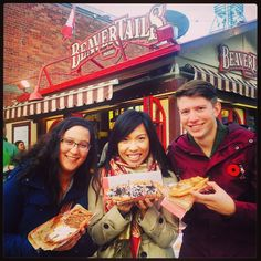 We're loving this BeaverTails fan pic! Instagram photo by @sherleyvo (Sherley Vo)