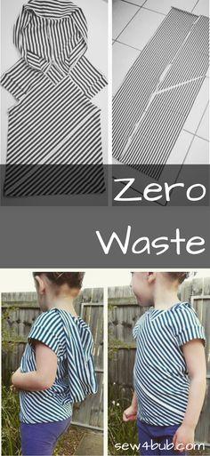 zero waste home sewing sew4bub.com