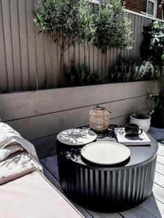 8 Ways to Style Around Wellbeing for Outdoor and Indoor Spaces - With Habitat (ad) Interior Blogs, Interior And Exterior, Interior Design, Garden Furniture, Outdoor Furniture Sets, Outdoor Decor, Home Decor Styles, Diy Home Decor, Natural Plates